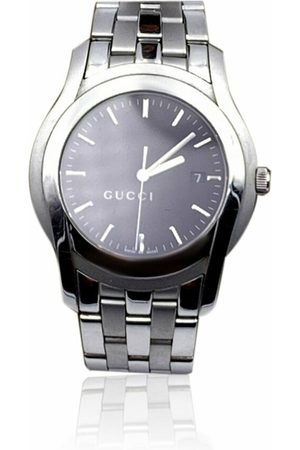 Gucci Stainless Steel Mod 5500 XL Wrist Watch Dial