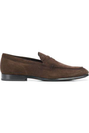 Tod's Man Loafers - Loafers i mocka