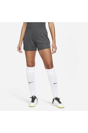 Nike Stickade fotbollsshorts Dri-FIT Academy för kvinnor