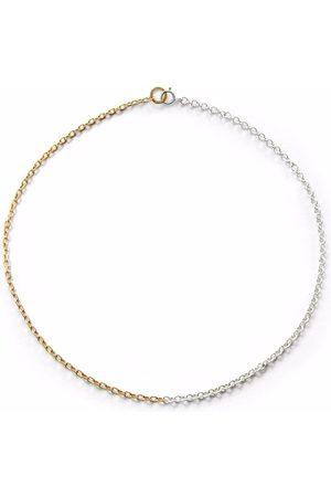 NORMA JEWELLERY Halsband - Tucana tvåfärgat halsband