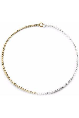 NORMA JEWELLERY Halsband - Aquila tvåfärgat halsband