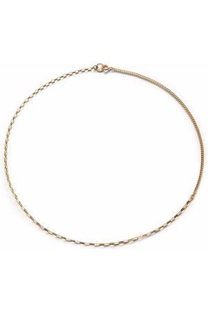NORMA JEWELLERY Crux halsband med flera kedjor