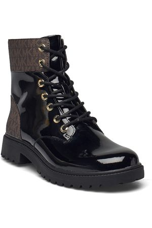 Michael Kors Alistair Bootie Shoes Boots Ankle Boots Ankle Boot - Flat