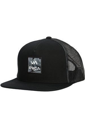 RVCA Va ATW Print Trucker Cap black