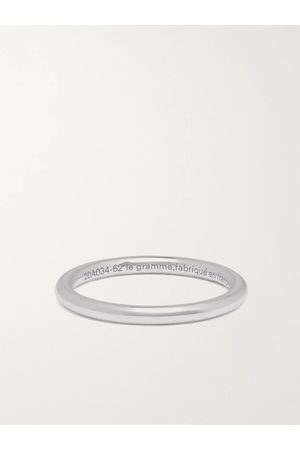 Le Gramme Le 3 Polished Sterling Ring