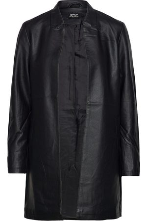 ONLY Onlsoho Faux Leather Coatigan Otw Läderjacka Skinnjacka