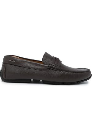 Bally Man Loafers - Logo slip-on loafers