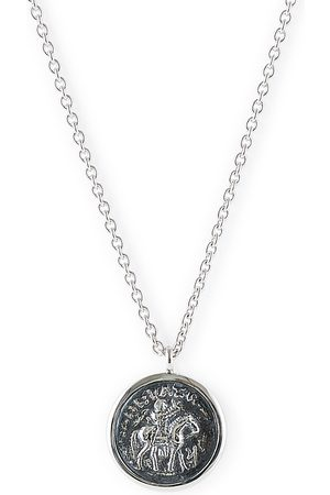 TOM WOOD Man Halsband - Coin Pendant Necklace
