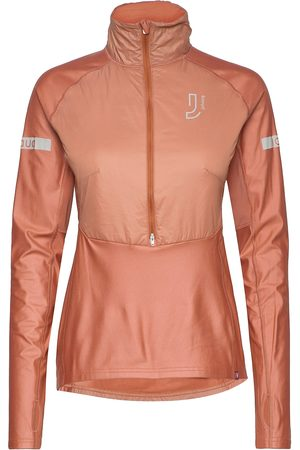 Johaug Elate Half Zip Outerwear Sport Jackets Lila