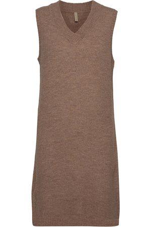 soyaconcept Sc-Nessie Vests Knitted Vests
