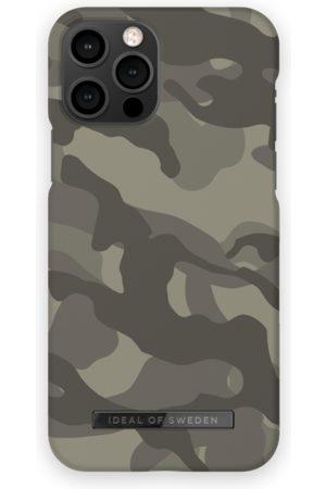 IDEAL OF SWEDEN Mobilskal - Fashion Case iPhone 12 Pro Matte Camo