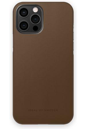 IDEAL OF SWEDEN Mobilskal - Atelier Case iPhone 12 Pro Max Intense Brown