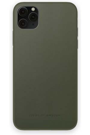IDEAL OF SWEDEN Mobilskal - Atelier Case iPhone 11 Pro Max Intense Khaki