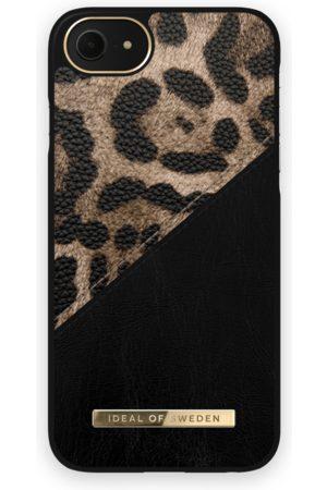 IDEAL OF SWEDEN Mobilskal - Atelier Case iPhone 8 Midnight Leopard