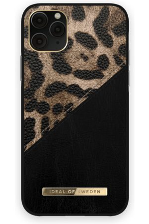 IDEAL OF SWEDEN Mobilskal - Atelier Case iPhone 11 Pro Midnight Leopard