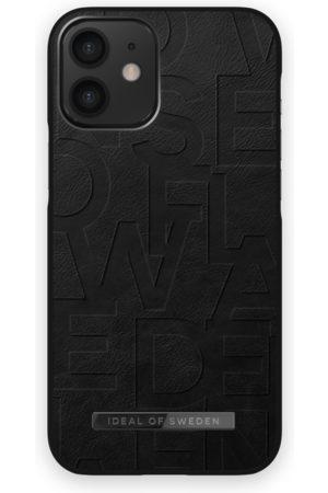 IDEAL OF SWEDEN Mobilskal - Atelier Case iPhone 12 Mini IDEAL Black