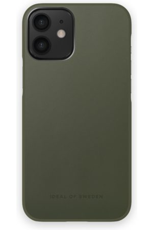 IDEAL OF SWEDEN Atelier Case iPhone 12 Mini Intense Khaki