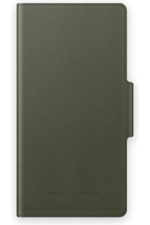 IDEAL OF SWEDEN Mobilskal - Atelier Wallet Galaxy S21 Plus Intense Khaki