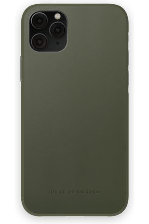 IDEAL OF SWEDEN Mobilskal - Atelier Case iPhone 11 Pro Intense Khaki