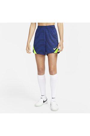 Nike Kvinna Shorts - Stickade fotbollsshorts Dri-FIT Strike för kvinnor