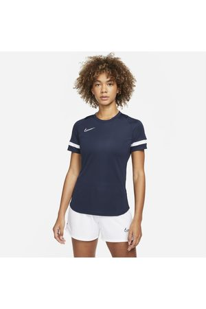 Nike Kvinna Kortärmade t-shirts - Fotbollströja Dri-FIT Academy för kvinnor