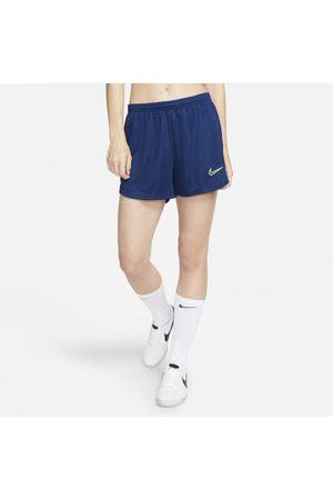 Nike Kvinna Shorts - Stickade fotbollsshorts Dri-FIT Academy för kvinnor