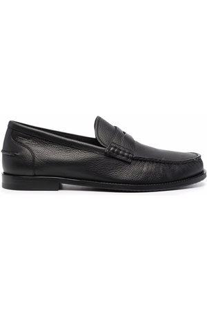 Bally Kebler loafers i läder