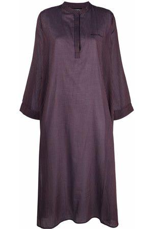 Emporio Armani Randig strandklänning