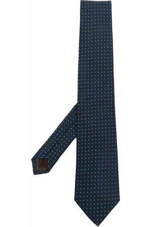 Church's Man Slipsar - Embroidered silk tie