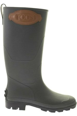 Tod's Rain boots with logo