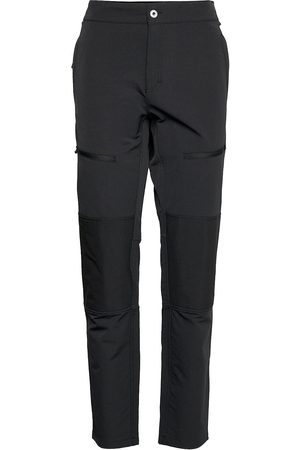 Halti Man Byxor - Pallas Ii W+ Warm X-Stretch Pants Casual Byxor Vardsgsbyxor Svart