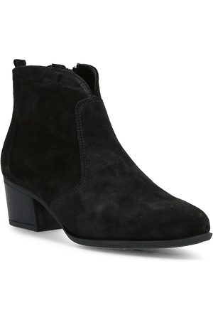 Gabor Kvinna Ankelboots - Ankle Boot Shoes Boots Ankle Boots Ankle Boot - Heel