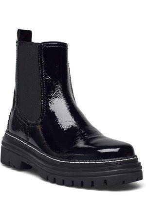 Gabor Kvinna Ankelboots - Ankle Boot Shoes Chelsea Boots Blå