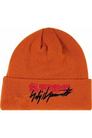 Supreme Hattar - X Yohji Yamamoto New Era beanie hat
