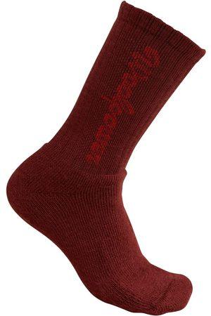 Woolpower Strumpor - Kids Socks Logo 400