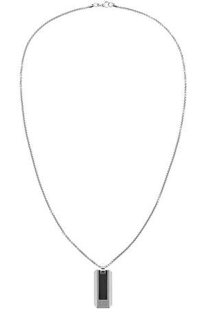 Tommy Hilfiger Man Halsband - Pique Dog Tag Necklace