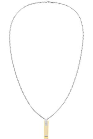 Tommy Hilfiger Man Halsband - Double Dog Tag Necklace
