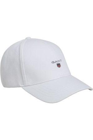 GANT 2P Cotton Cap Vit bomull One Size