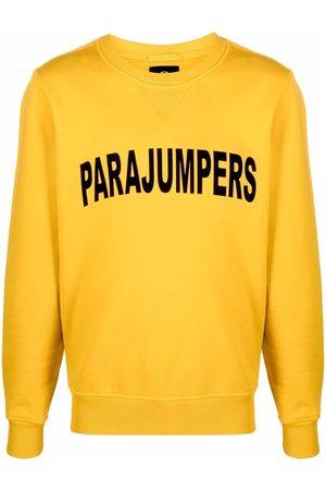Parajumpers Man Sweatshirts - Tröja med logotyp