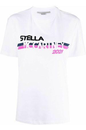 Stella McCartney Kvinna T-shirts - T-shirt