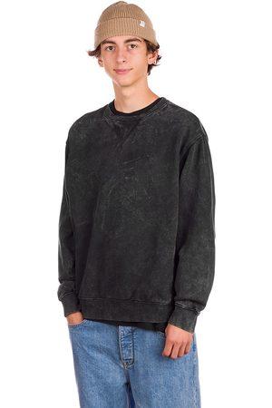 Katin Embroidered Crewneck Sweater black mineral