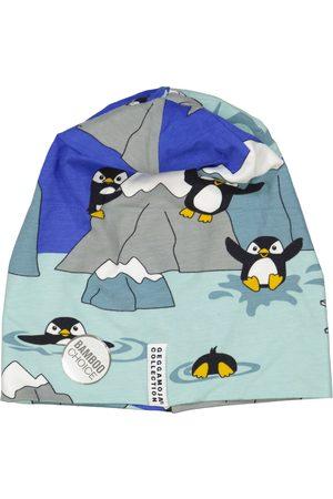 Geggamoja Barn Mössor - Bambumössa fleece Glaciär Mini 0-2 m