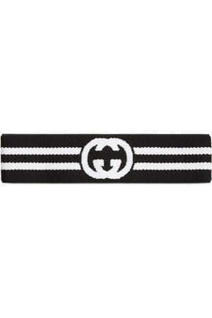 Gucci Interlocking G stripe headband
