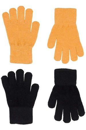 CeLaVi Handskar - Ull/Nylon - 2-pack - Mineral Yellow/
