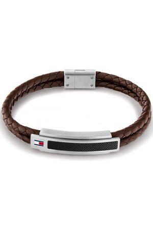 Tommy Hilfiger Man Armband - Pique Bracelet Leather