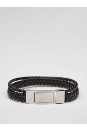 John Henric Black Bracelet Kempsey