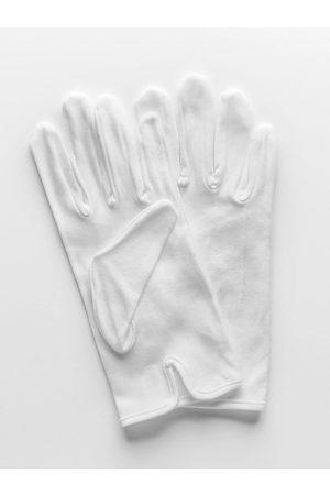 John Henric Formal Gloves White