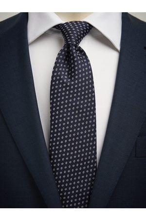 John Henric Blue Dot Tie