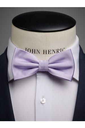 John Henric Man Flugor - Light Purple Bow Tie Plain