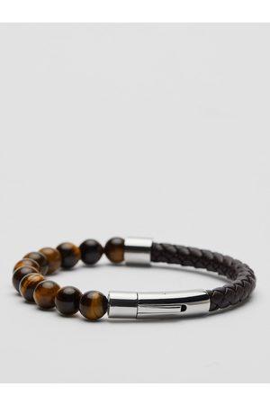 John Henric Brown Bracelet Berlin